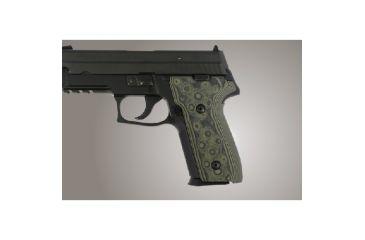Hogue SIG Sauer P228 - P229 DAK G-10 - OD Green Camo 28148