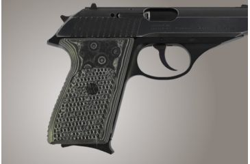 hogue g 10 grips for sig sauer p230 p232 piranha pattern up to 15