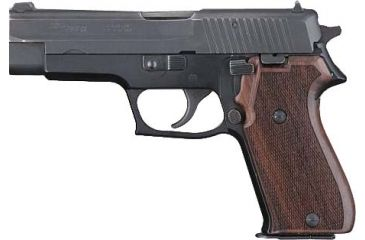 Hogue Rosewood American Model Grip, Checkered - SIG Sauer P220 - 20911