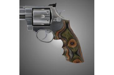 Hogue Taurus Med  & Lg  Sq  Butt Handgun Grip LamoCamo 66400