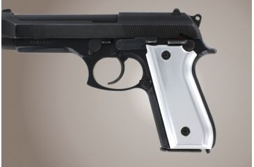 Hogue Taurus Pt 99 Pt 92 Pt 100 Pt 101 Safety Only Aluminum Brushed Gloss Clear Anodized 99145