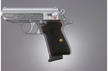 Hogue Walther PPK/S and PP Rosewood Checkered 04911