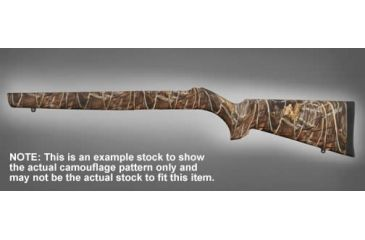 Hogue 10-22 Rubber O.M. Stock Magnum action with .920 Dia. Barrel Max4 22630