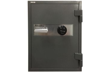 Hollon Safe Hs 750c 2 Hour Fireproof Office Gray Exterior 27in