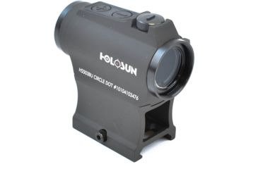 5-Holosun HS503BU Micro Red Dot Sight