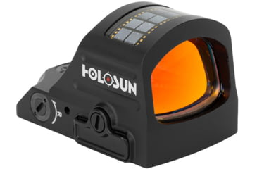 Holosun HS507C-X2 Reflex Red Dot Sight, 2 MOA Dot & 32MOA Circle Reticle, Black, HS507C-X2