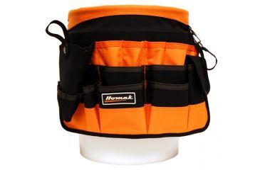 Homak 10in Bucket Bag w/ 38 Pockets TB00102038