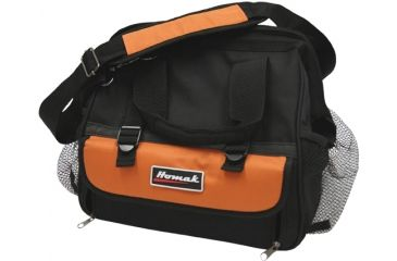 Homak 12in Tool Bag w/ 11 Pockets TB00112011