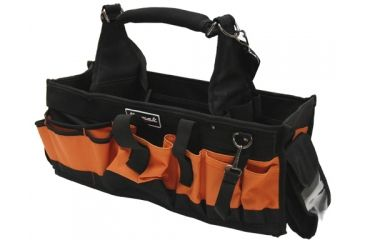 Homak 22.5in Tool Bag w/ 43 Pockets TB00122543