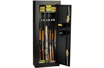Homak 8 Gun Cabinet 3660