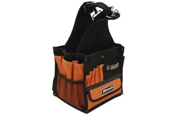 Homak 8in Electrician's Tool Bag w/ 28 Pockets TB00108028
