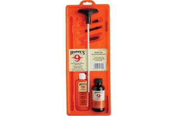 Hoppe's 9 Cleaning Kit .270, .280 Caliber, 7mm, Clam U270B