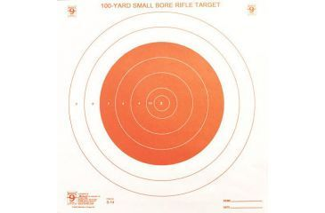 1-Hoppes 100Yd Small Bore Targets S14