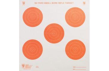 1-Hoppes 50 Yd Five Bulls Targets S12