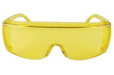 Hoppes Yellow Safety and Sporting Glasses
