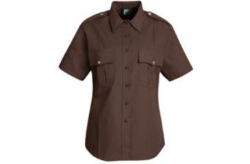 Horace Small Deputy Deluxe Shirt, Brown, SSL HS1273SSL