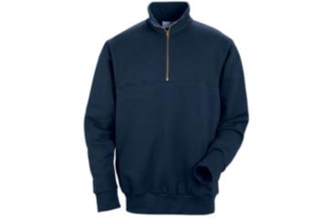 Horace Small First Call Quarter-Zip Job Shirt, Dark Navy, RG3XL HS5122RG3XL