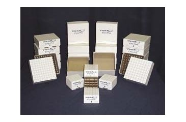 Horizon CryoPro Storage Boxes and Dividers 04A2-VWR-03 Mechanical Cryogenic Freezer Boxes Without Divider