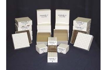 Horizon CryoPro Storage Boxes and Dividers 04A3-81 Fiberboard Dividers 81-Cell