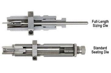 Hornady 2 Die Set, .300 Remington SA Ultra Magnum,  .308 Diameter 546347
