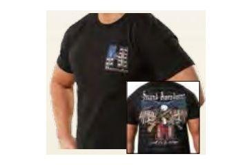 Hornady 2Nd Amendment Tshirt Xl, Black 99672XL