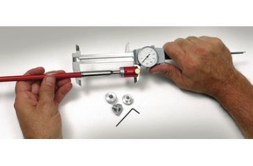 Hornady Bullet Comparator Set With 6 Inserts for Precision Measurement .224-.308 Diameter B234