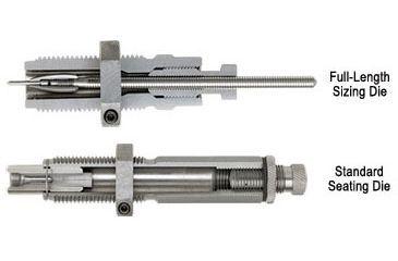 Hornady 2 Die Set for 6mm Tcu .243 546256