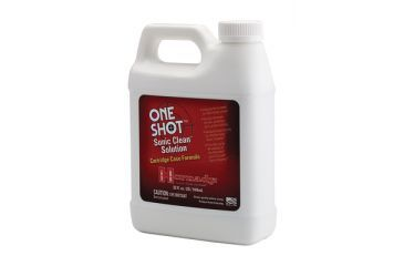 Hornady One Shot Sonic Clean Solution For Use in Lock-N-Load Sonic Cleaner 043355