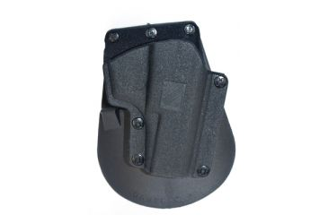 Houston Holsters Paddle Holsters For Smith and Wesson J Frame 357/640/638/649 Black Right Hand RP51