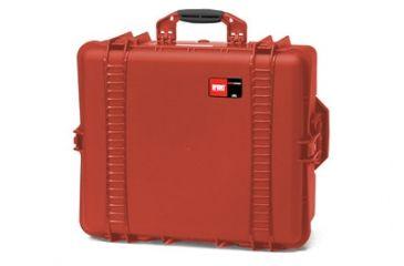HPRC Wheeled Hard Case 2700W Empty HPRC2700WERed