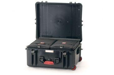HPRC Wheeled Hard Case 2700W  w/ Interior Soft Case HPRC2700WIC