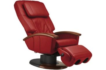 Human Touch HT 136 Robotic Massage Chair - Red