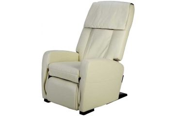 Human Touch HT5005 Massage Chair - Ivory/Cream PU