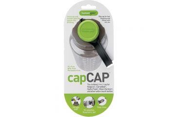 7c35b1838f4 Humangear Capcap Green gray HG0501