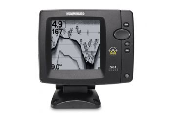 Humminbird 561 Monochrome Display, 5in. 4084601