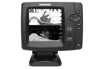 """Humminbird 570 DI Fish Finder, 5"""" FSTN LCD 4081001"""