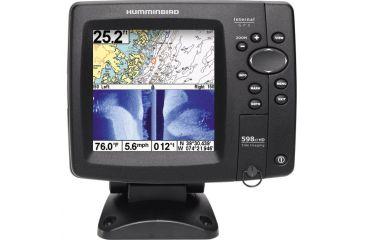 "Humminbird 598ci HD SI Combo Marine GPS Navigator, 5"", 256 Colors 4089501"