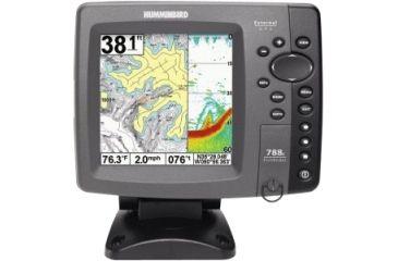 "Humminbird 788ci HD Combo Marine GPS Navigator, 5"", 256 Colors 4079501"
