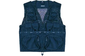 Combat Vest - Black, Medium