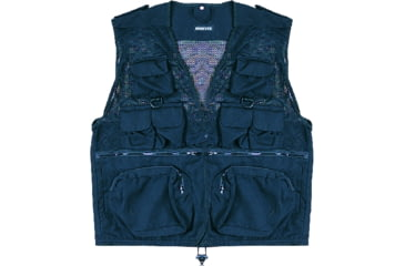 Combat Vest - Black, XX Large