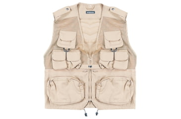 Combat Vest - Khaki, X Large