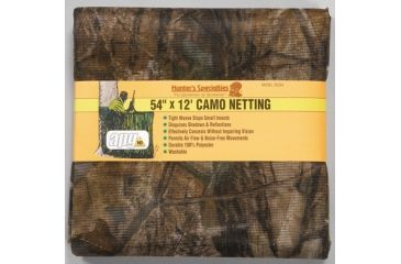 Hunter's Specialties Mesh Netting Realtree AP Green 54 Inches x 12 Feet 05334