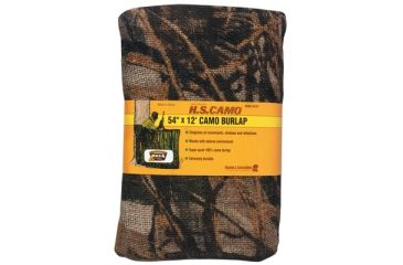 Hunter's Specialties Packaged Burlap Cover Advantage Max-4 HD Camouflage 54 Inches x 12 Feet 04137