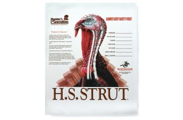 Hunter's Specialties Turkey Target 12 per Pack 06850