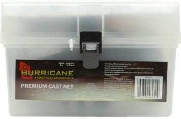 Hurricane 1/2in. 5ft. Cast Net 462598