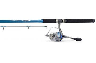Hurricane bluefin series inshore spinning rod reel combo for Hurricane fishing rods