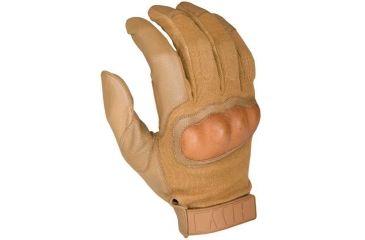 HWI Hard Knuckle Tactical Glove, Coyote Tan, XL HWHKTG300-XL