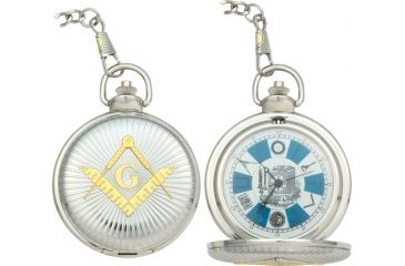 Infinity Masonic Pocket Watch IW45