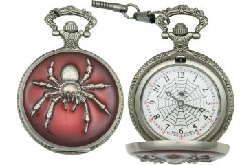 Infinity Spider Pocket Watch IW48