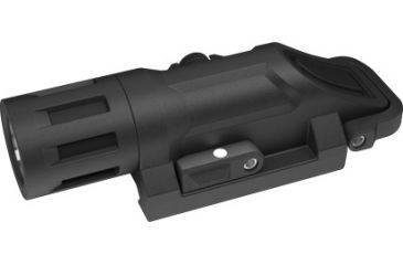 InForce WML, Multifunction Weapon Mounted Light, White and Infrared LED, 125 Lumens, Black INF-WML-B-W-IR